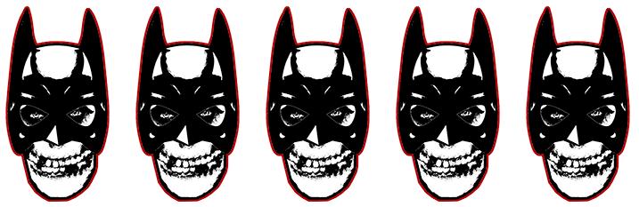 Comic Book Fiend Club Skull Rating