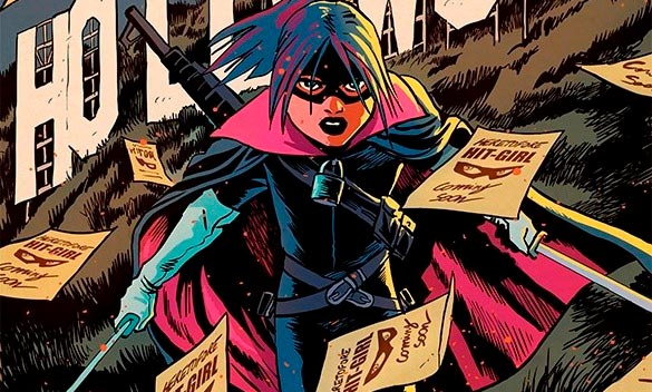 Hit-Girl Season Two #1 Comic