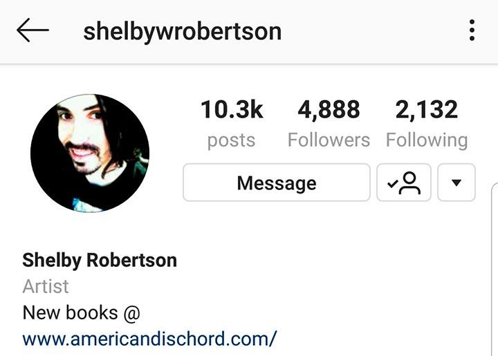 Shelby Robertson Instagram