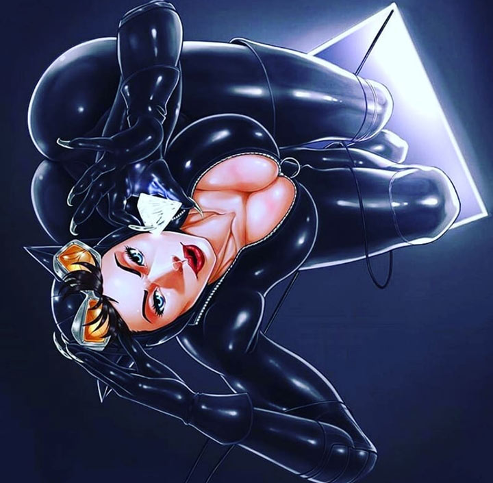 Cat women by geek imprint