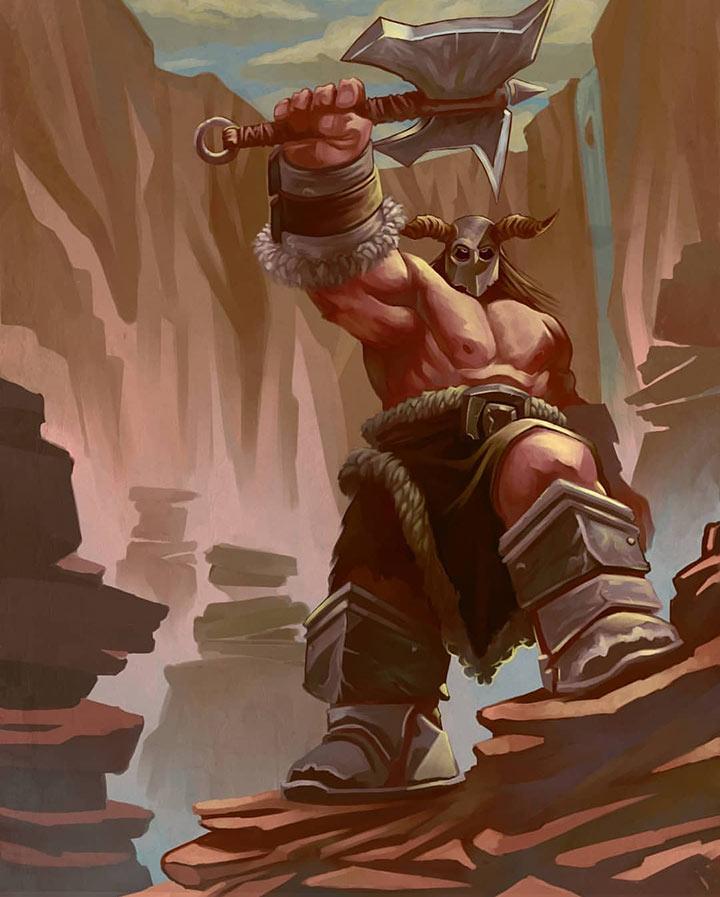 Conan the Barbarian.