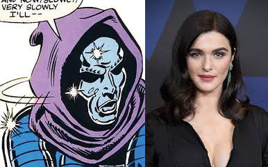 Rachael Weisz as Iron Maiden