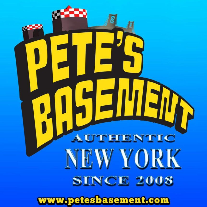 Pete's basement podcast