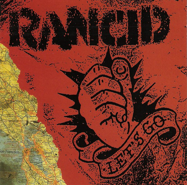 Rancid Let's go album